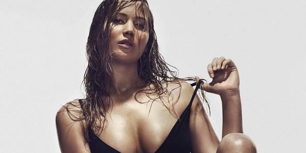 Jennifer Lawrence nue sur internet