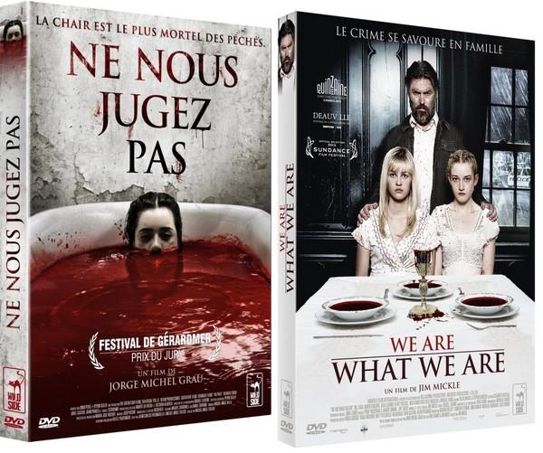 [Concours] Gagnez un lot de DVD Ne nous jugez pas / We Are What We Are
