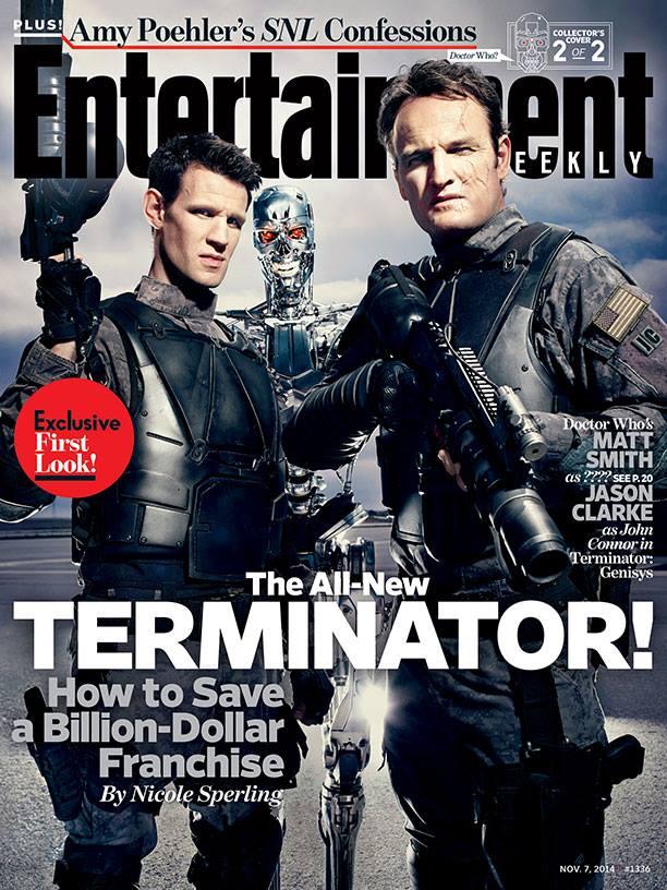 Terminator Genisys : premières photos et histoire