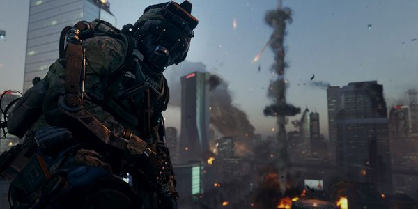 CoD Advanced Warfare gratuit sur XO et PS4