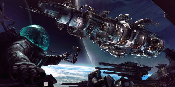 Fractured Space s'ouvre aux terriens_Key Art