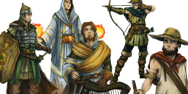 Graal Seeker, un RPG indépendant prometteur