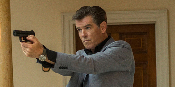 [Critique] The November Man : Brosnan grabataire mais sympathique