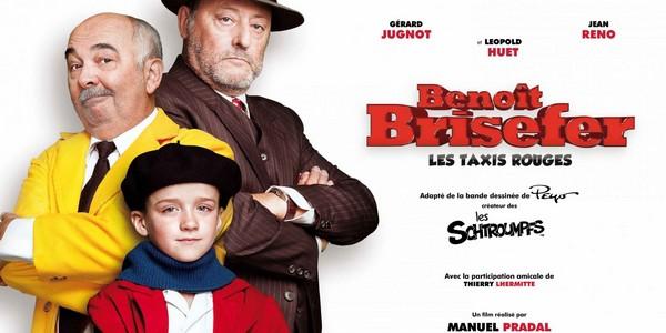 Bande-annonce (ridicule) de Benoît Brisefer