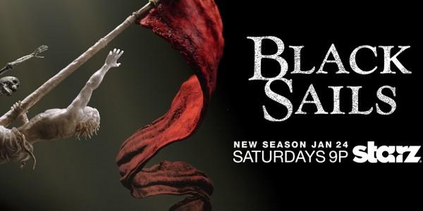 Black Sails : un trailer et un renouvellement