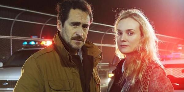 FX annule la série The Bridge...