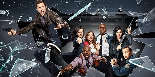 Brooklyn Nine-Nine S02 E01 : 22 v'là les flics !