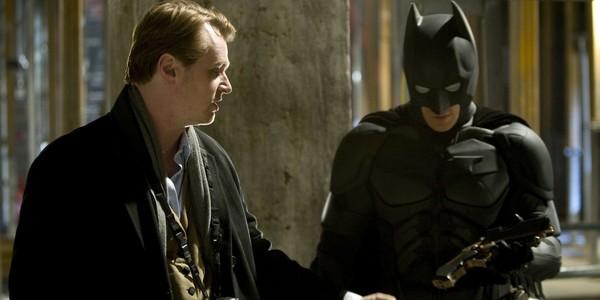 Christopher Nolan quitte DC Comics