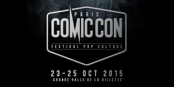 Un grand Comic-Con à Paris en 2015 !