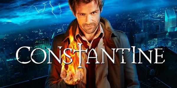 Constantine S01 E01 : Non Est Asylum
