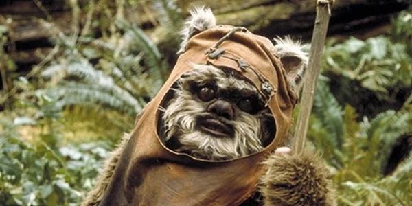 Le retour d'un Ewok dans Star Wars VII