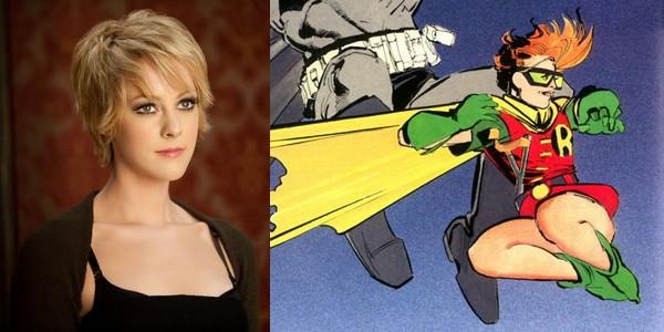 Jena Malone, nouvelle Robin de Batman ?