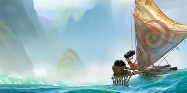 Moana, première image du Disney de 2016