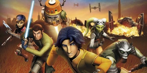 Star Wars Rebels : que la force soit avec les enfants