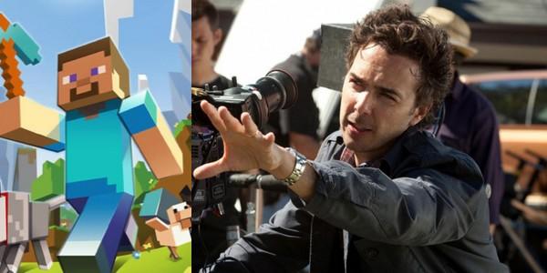 Shawn Levy réalisera-t-il le film Minecraft ?