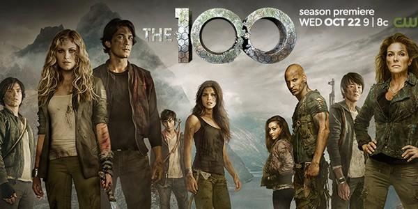 The 100 S02 E01 : sensations fortes