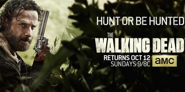 The Walking Dead : et de six !
