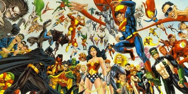 Warner dévoile son planning DC Comics