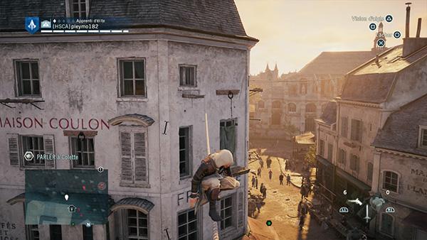 Assassin's Creed Unity : Retour sur les bases