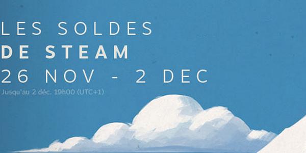 Steam lance ses soldes d'automne 2014
