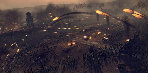 Total War ATTILA  la venue de l'Apocalypse_twa_battle_siege_fire