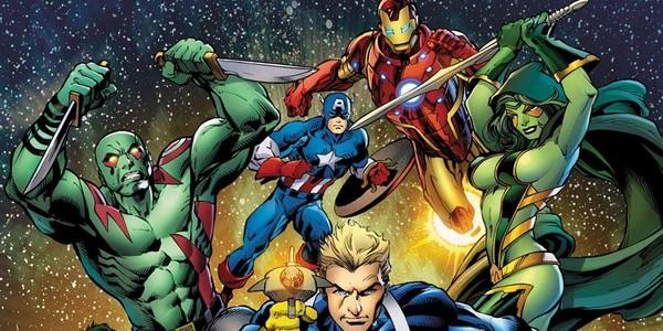 Pas de Gardiens dans Avengers : Infinity Wars ?