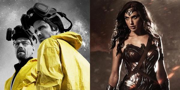 Un peu de Breaking Bad dans Wonder Woman ?