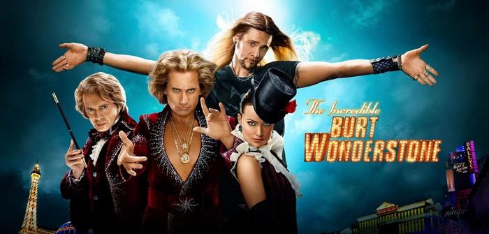 [Critique] Burt Wonderstone, vraiment incroyable ?