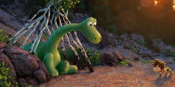 Deux images pour The Good Dinosaur