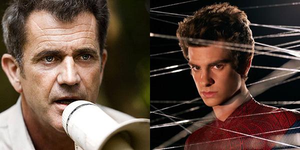 Spider-Man dans le viseur de Mel Gibson