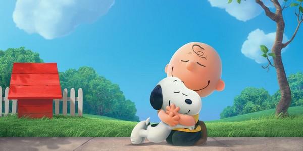 Snoopy sur grand écran, les images