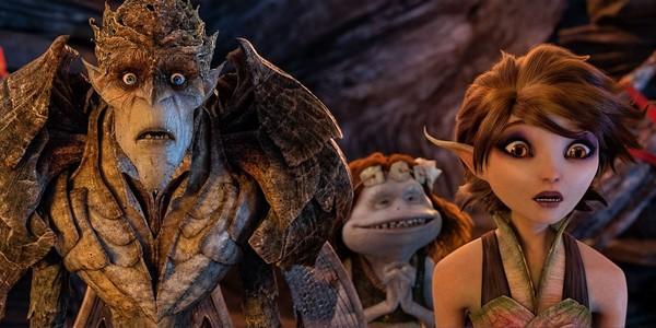 Strange Magic, vidéo du nouveau George Lucas