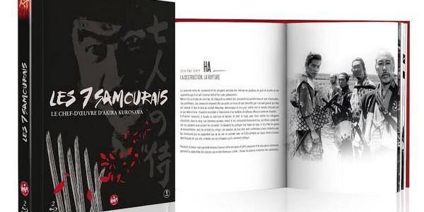 Les 7 Samouraïs en Blu-Ray !