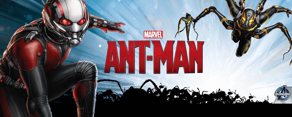 Ant-Man : le costume jaune révélé