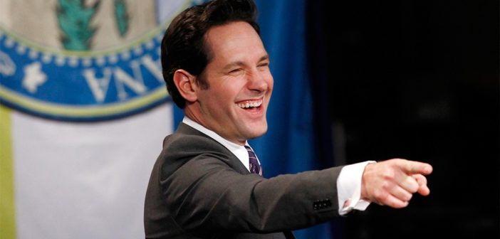 Paul Rudd revient dans Parks & Recreation