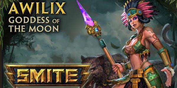 SMITE présente la déesse Awilix