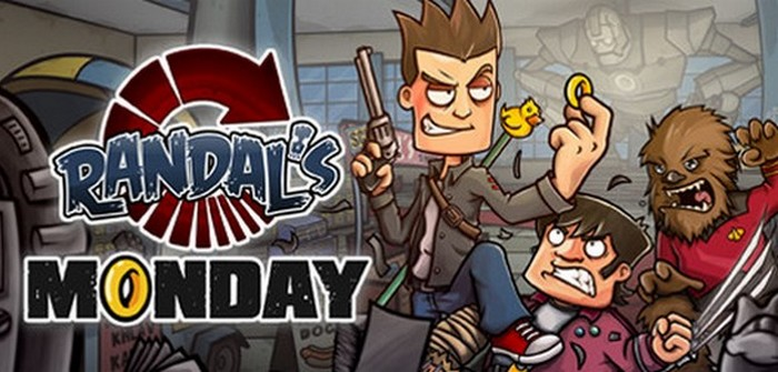 [Test] Randal's Monday Point and click à l'ancienne