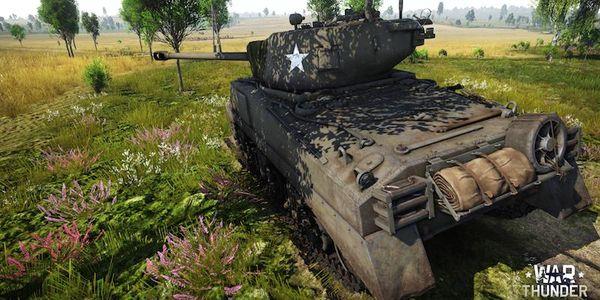 War Thunder dévoile Steel Generals
