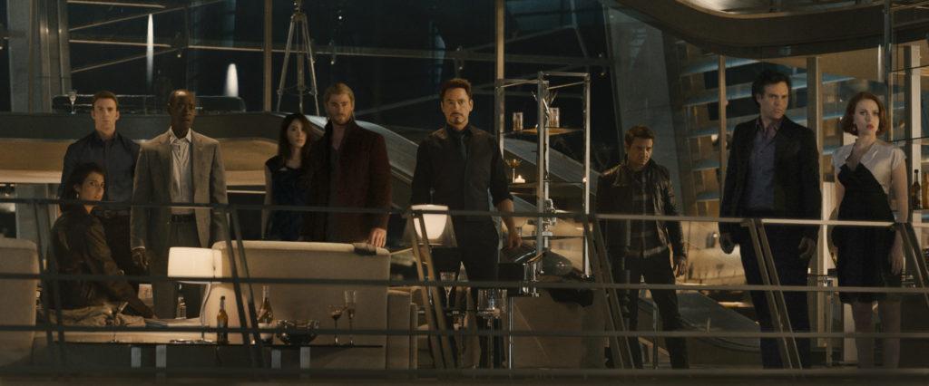 [Edit] Avengers: l'ère d'Ultron dévoile une nouvelle photo