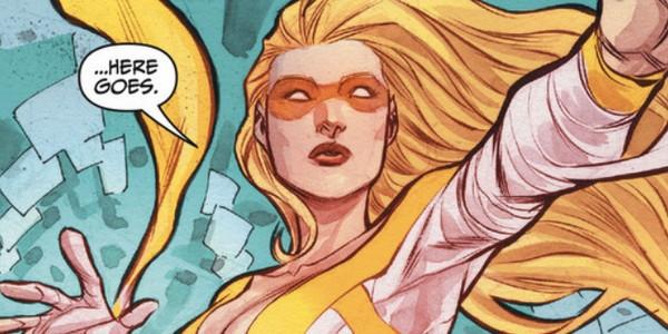 The Flash face à la Golden Glider !