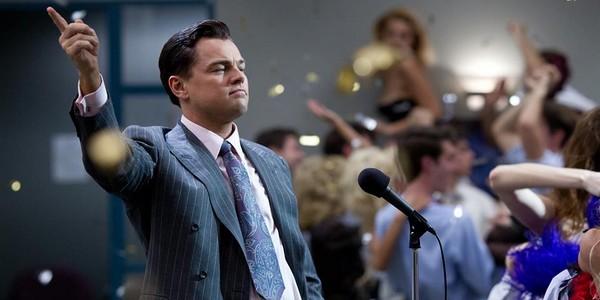 Le Loup de Wall Street, roi du piratage 2014