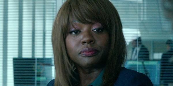 La Suicide Squad embauche son Amanda Waller