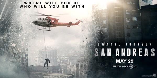 Trailer de San Andreas avec The Rock