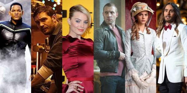 Casting cinq étoiles pour la Suicide Squad