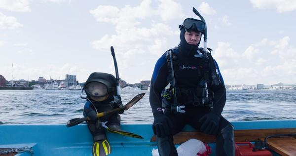 Ted 2 : première image d'un ours en plongée !