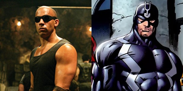 Vin Diesel tease The Inhumans de Marvel