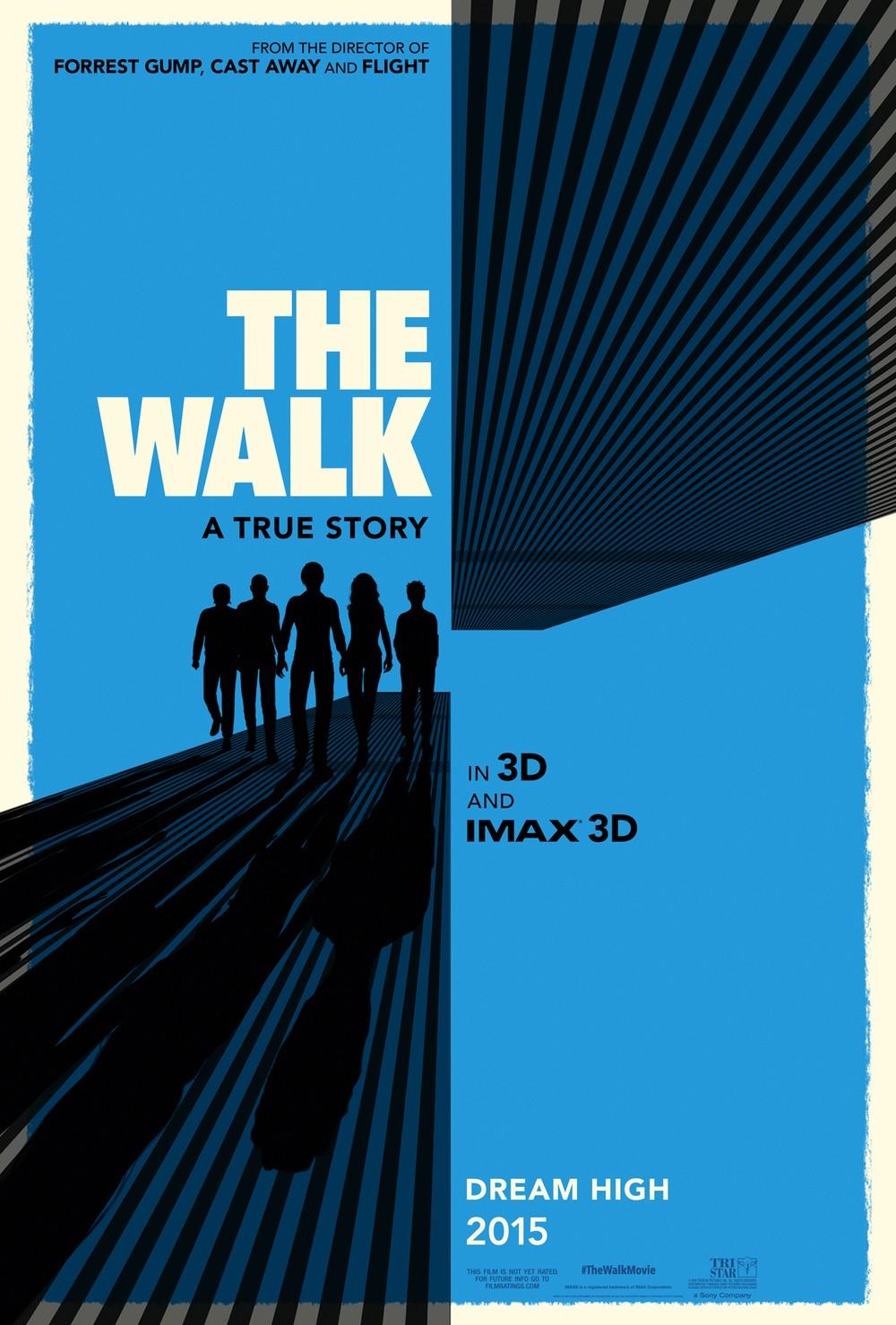The Walk : bande-annonce d'un funambule