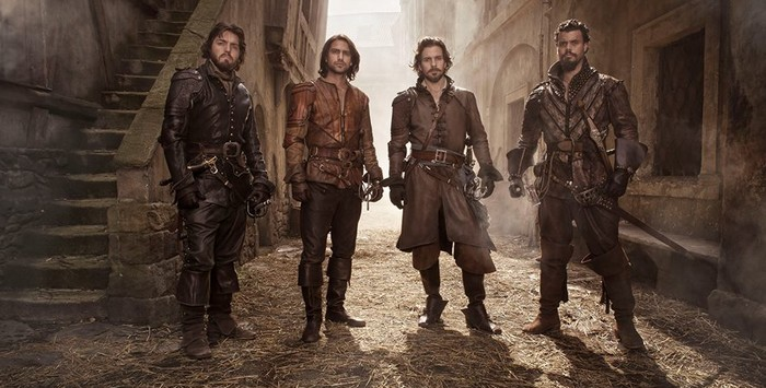 [Critique] The Musketeers S02 E01 : Cardinal de Rochefort