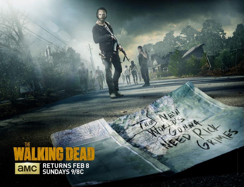 The Walking Dead a besoin de Rick Grimes !