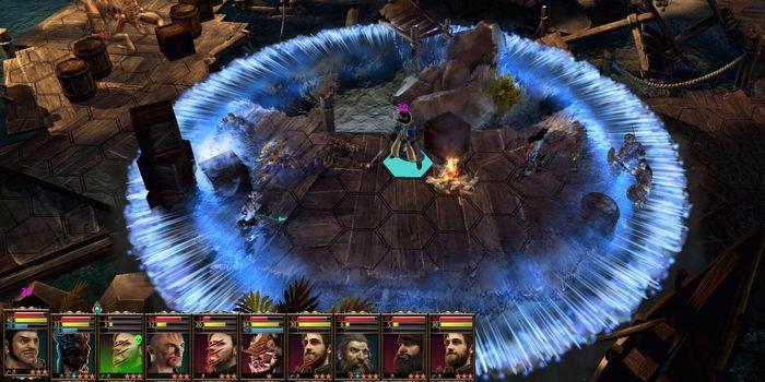 Blackguards 2 guide ses joueurs en vidéo